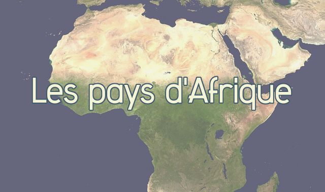 afrique visa