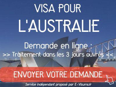 ambassade australie visa
