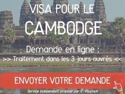 ambassade cambodge visa