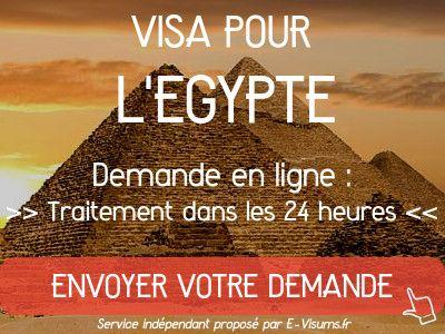 ambassade egypte visa