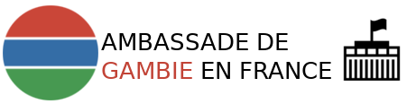 ambassade gambie france