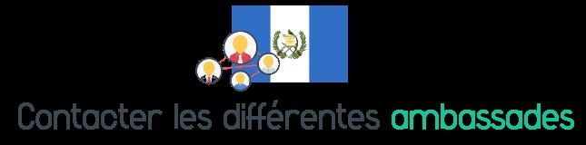 ambassade guatemala