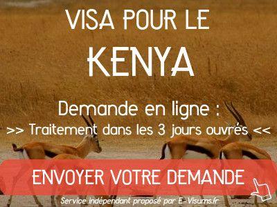 ambassade kenya visa