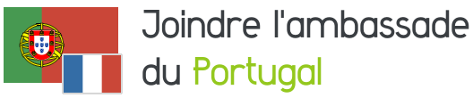 ambassade portugal
