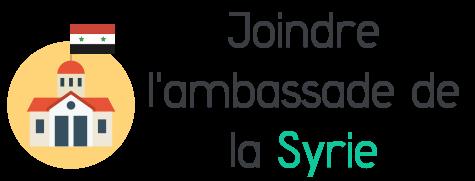 ambassade syrie
