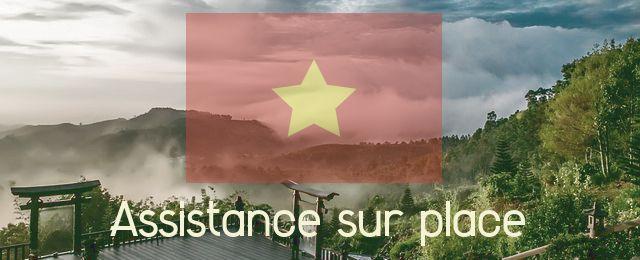 assistance ambassade vietnam