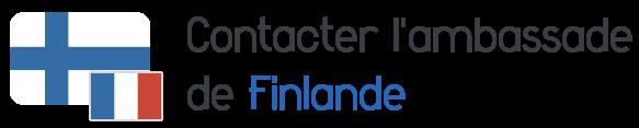 contact ambassade finlande