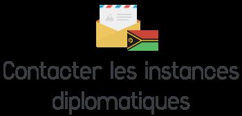 contact ambassade vanuatu