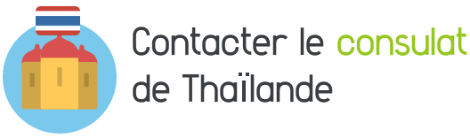 contact consulat thailande