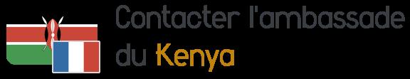 contacter ambassade kenya
