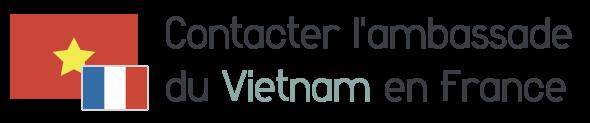 contacter ambassade vietnam