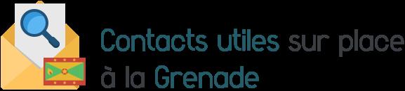 contacts utiles grenade