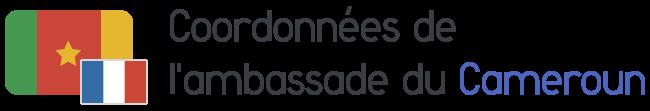 coordonnees ambassade cameroun