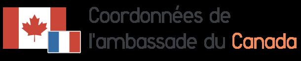 coordonnees ambassade canada