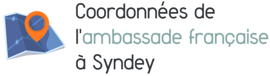 coordonnees ambassade france sydney