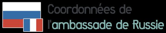 coordonnees ambassade russie