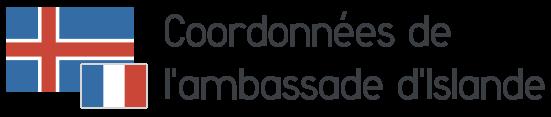coordonnes ambassade islande