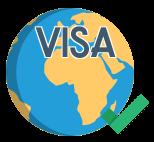 dossier visa afrique