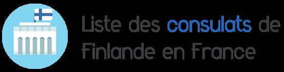 liste consulat finlande france