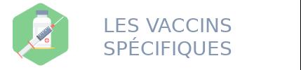 vaccins spécifiques voyage