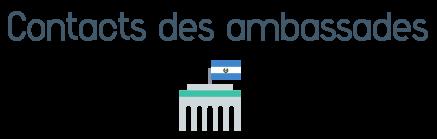 visa ambassade salvador