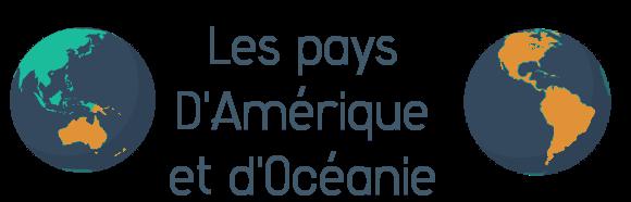 visa amerique oceanie