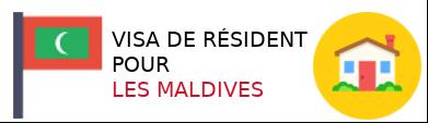 visa résident maldives