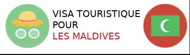 visa touristique maldives
